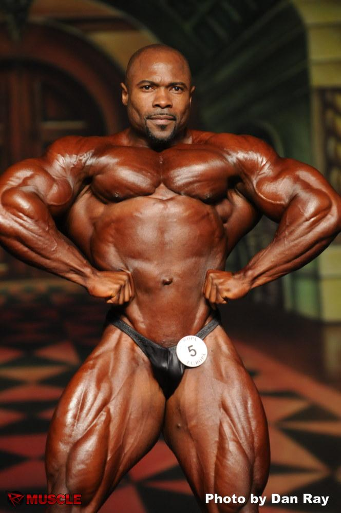 Lee   Banks - IFBB Europa Super Show 2012 - #1