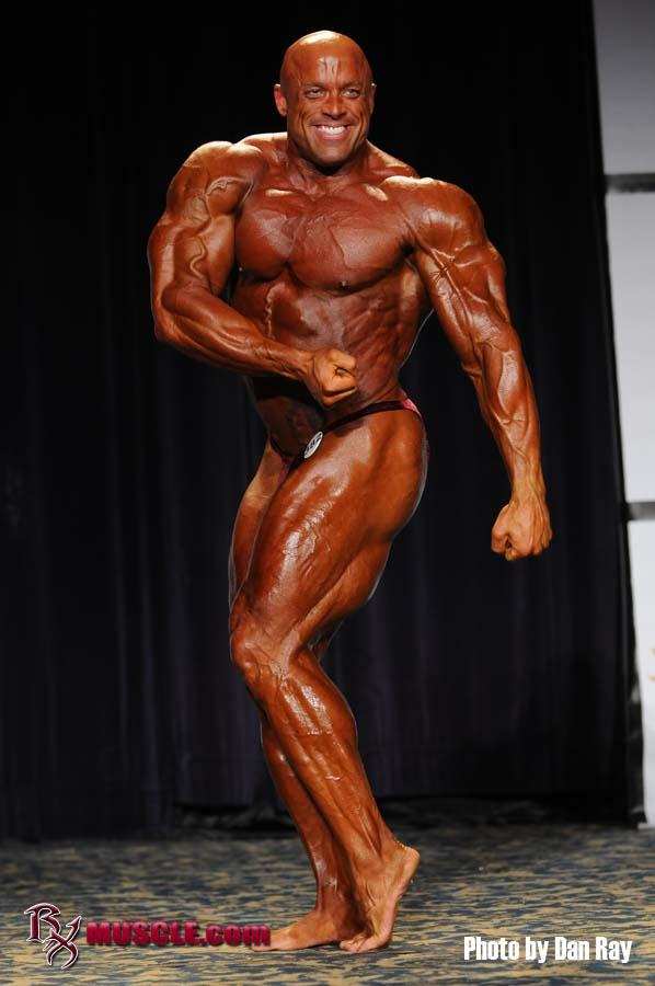 Michael  Rice - IFBB North American Championships 2010 - #1