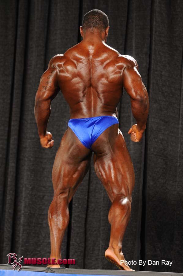 Zinjun  Croon - NPC Jr. Nationals 2009 - #1