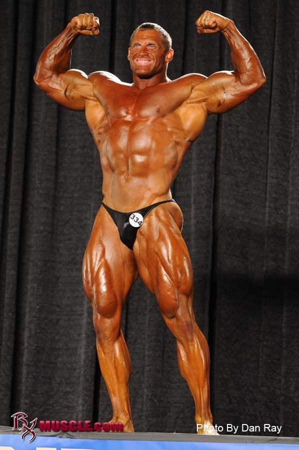 Joe  Romine - NPC Jr. Nationals 2009 - #1