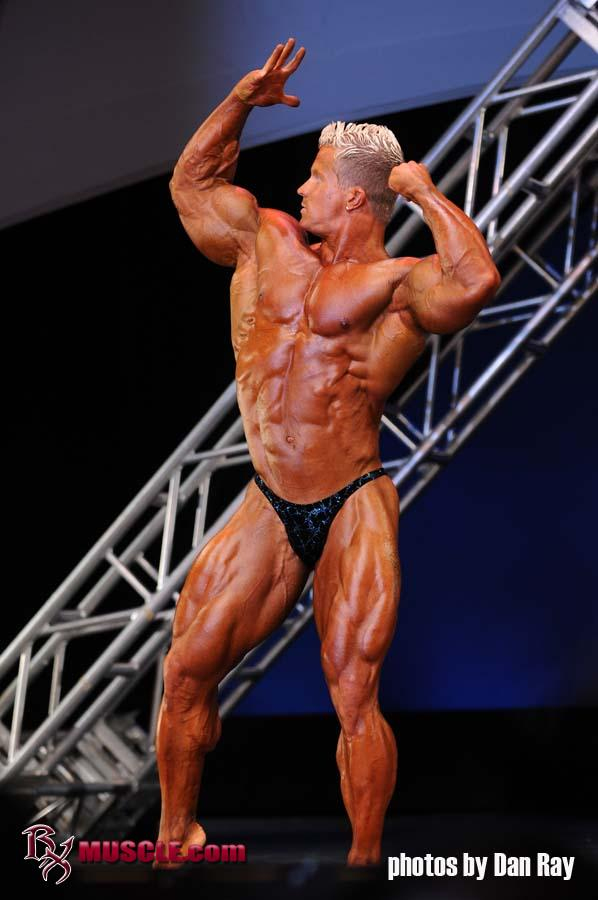 Peter  Putnam - IFBB Jacksonville Pro 2009 - #1