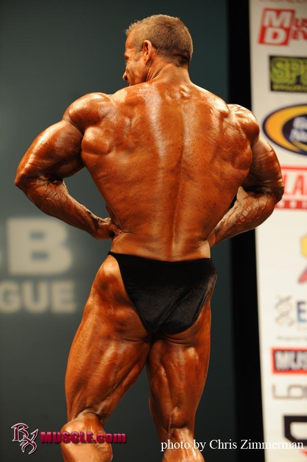 Vincent  Wawryk - IFBB New York Pro 2010 - #1