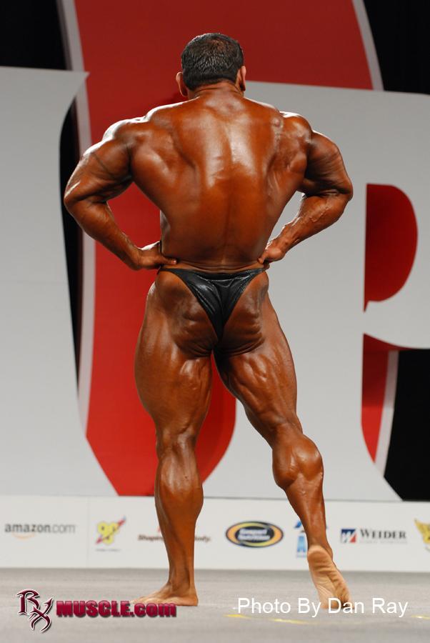 Kris  Dim - IFBB Olympia 2009 - #1