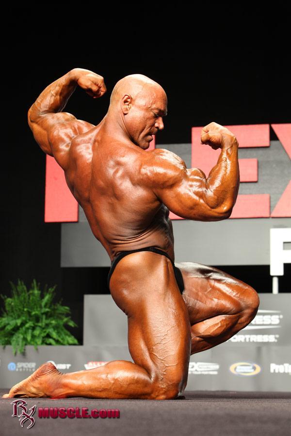 Rusty   Jeffers - IFBB FLEX Pro  2012 - #1