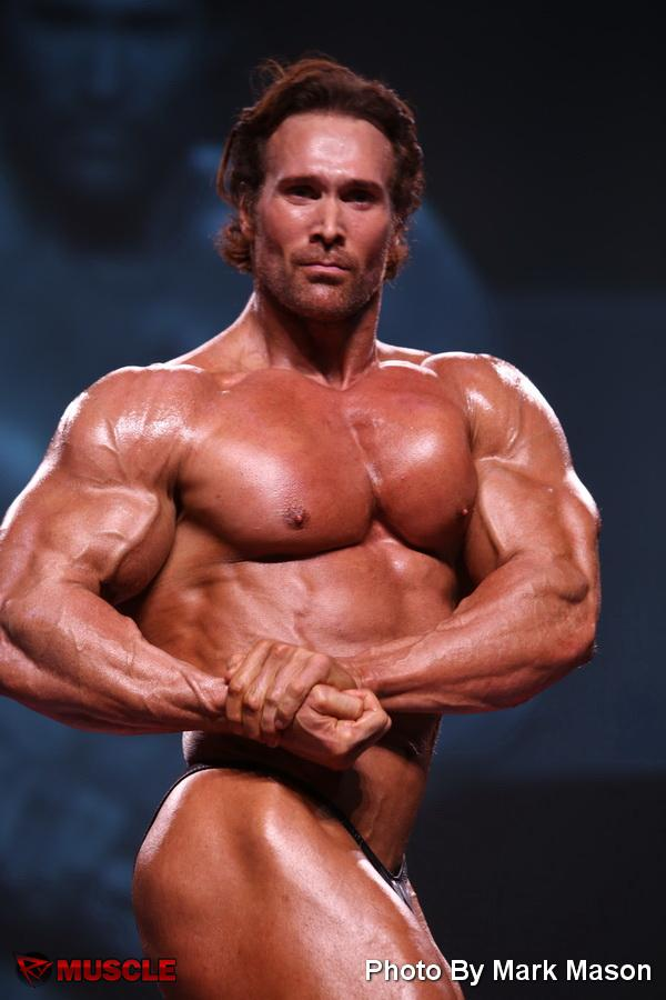 Mike  O'Hearn - NPC Washington Ironman 2013 - #1