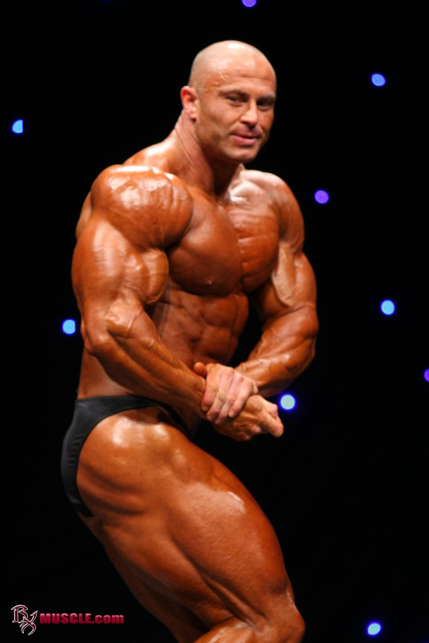 Tomas  Bures - IFBB British Grand Prix 2011 - #1