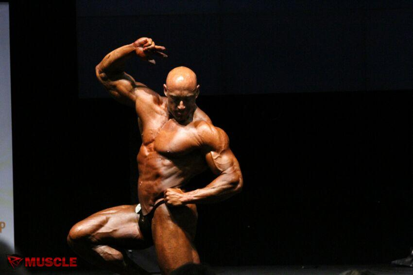 Scott  Goble - IFBB Australian Amateur Grand Prix & Pro Qualifier 2013 - #1