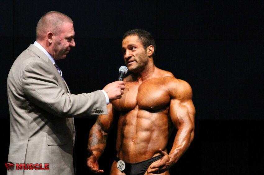 Luke  Schembri - IFBB Australian Amateur Grand Prix & Pro Qualifier 2013 - #1
