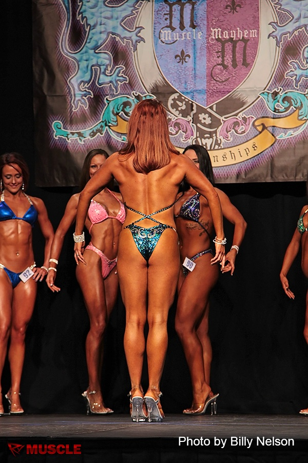 Joanna  Broadbent - NPC Muscle Mayhem 2014 - #1