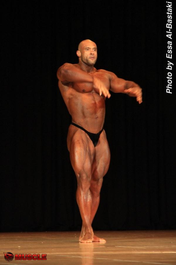 Juan  Morel - IFBB Dubai Pro 2014 - #1