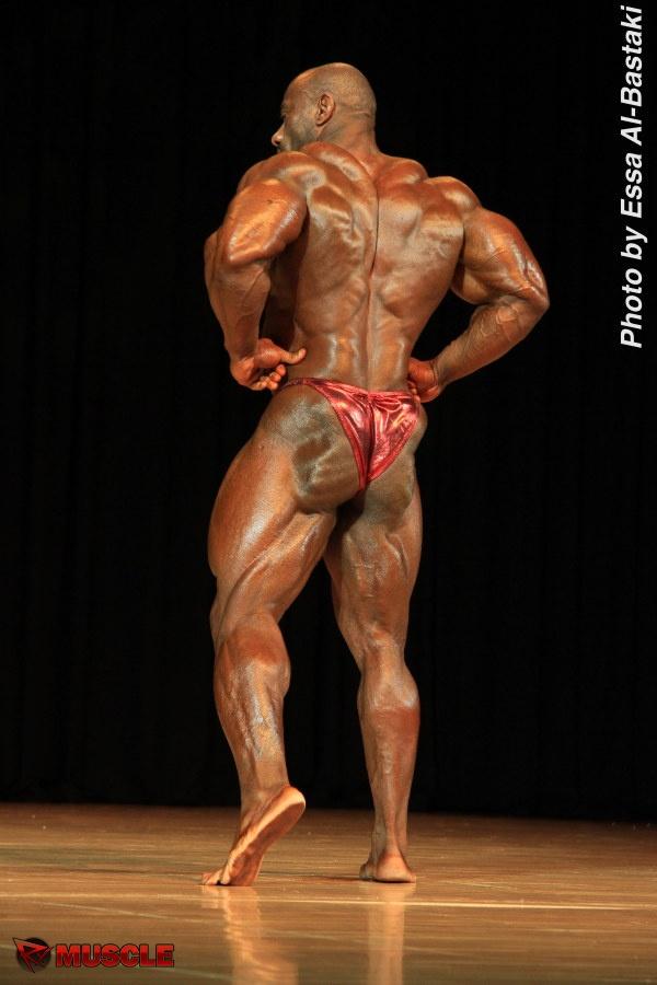 Dexter  Jackson - IFBB Dubai Pro 2014 - #1