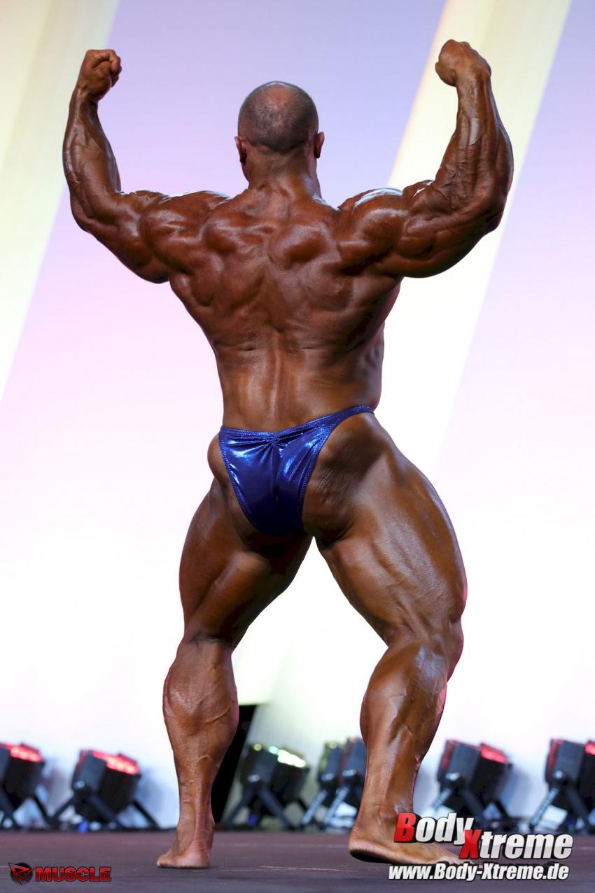 Alexander   Federov - IFBB Arnold Europe 2016 - #1