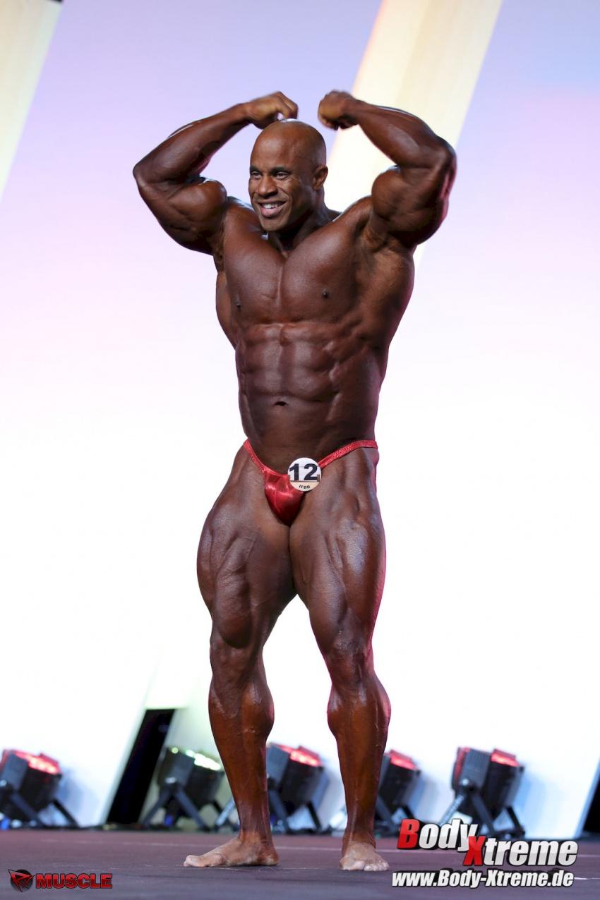 Victor  Martinez - IFBB Arnold Europe 2016 - #1