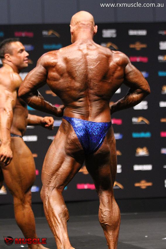 Scott  Goble - IFBB Australian Amateur Grand Prix & Pro Qualifier 2014 - #1