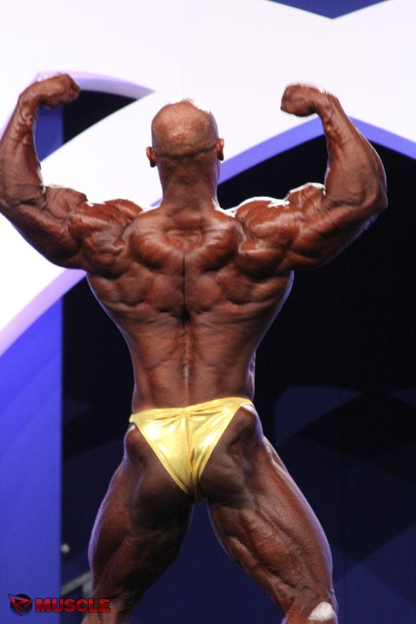 Sammi  Al Haddad - IFBB Bodypower 2014 - #1