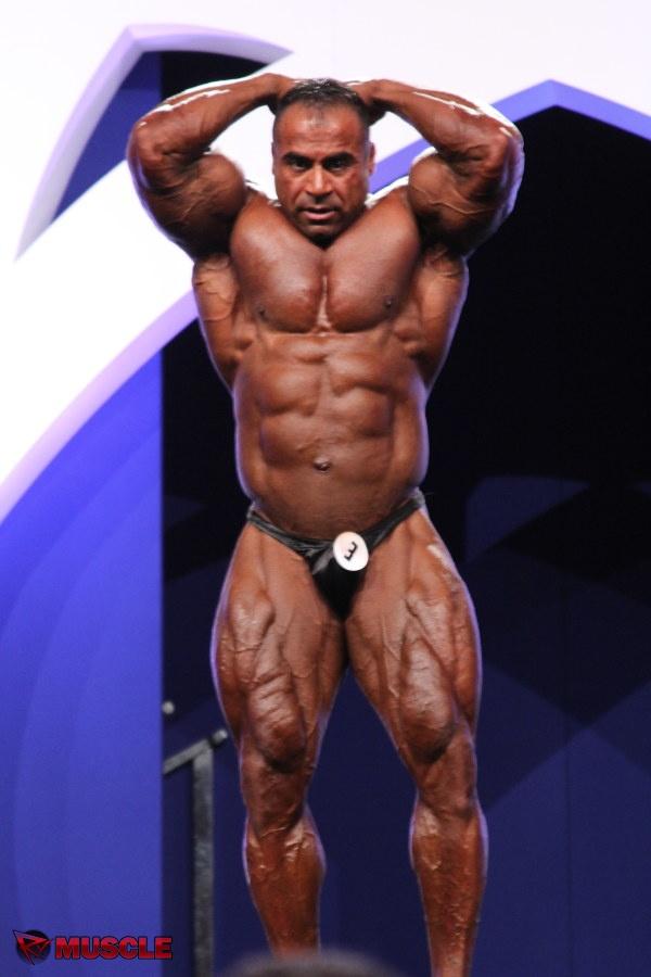 Khalid  Almohsinawi - IFBB Bodypower 2014 - #1