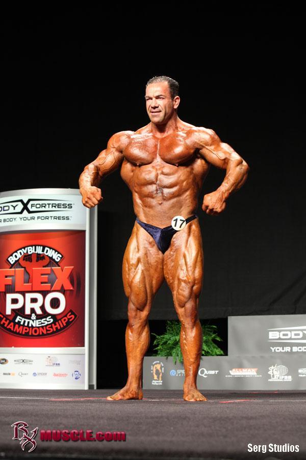 Mehmet   Yildirim - IFBB FLEX Pro  2012 - #1