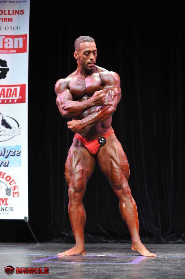 Christian  Salcedo - NPC Eastern USA 2014 - #1