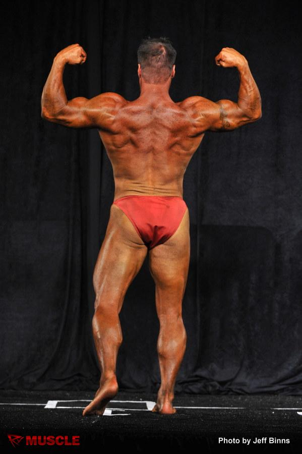 Darren  Champagne - NPC Masters Nationals 2013 - #1