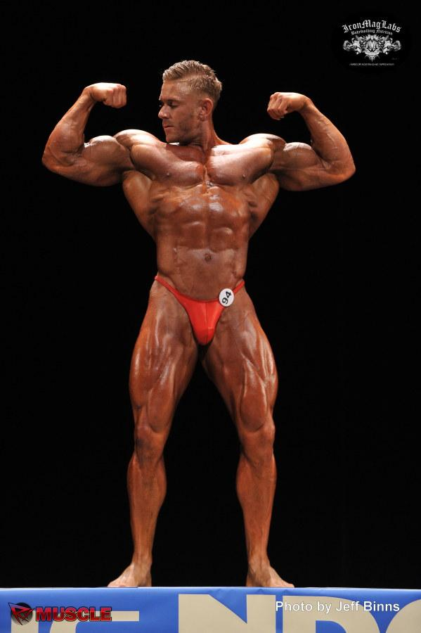 Kyle  Wheeler - NPC Nationals 2013 - #1