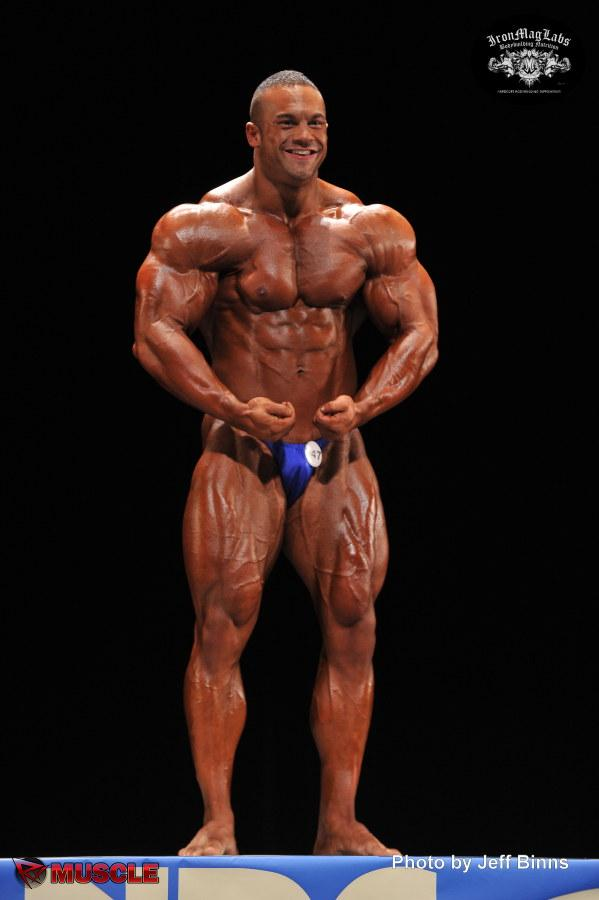 Matt  Burzacott - NPC Nationals 2013 - #1