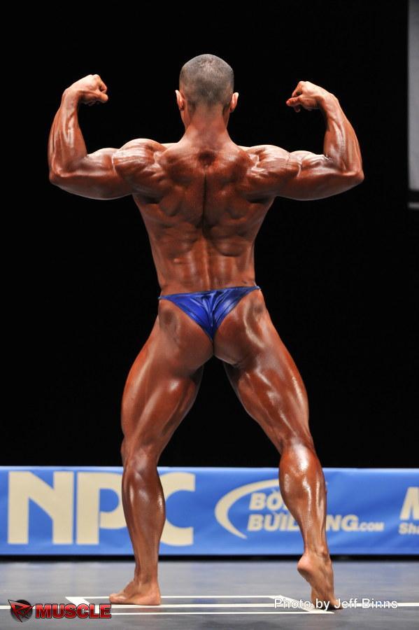 Adam  Malonjao - NPC Nationals 2013 - #1