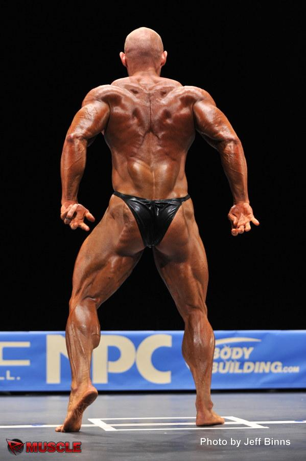 Jeff  Later - NPC Nationals 2013 - #1