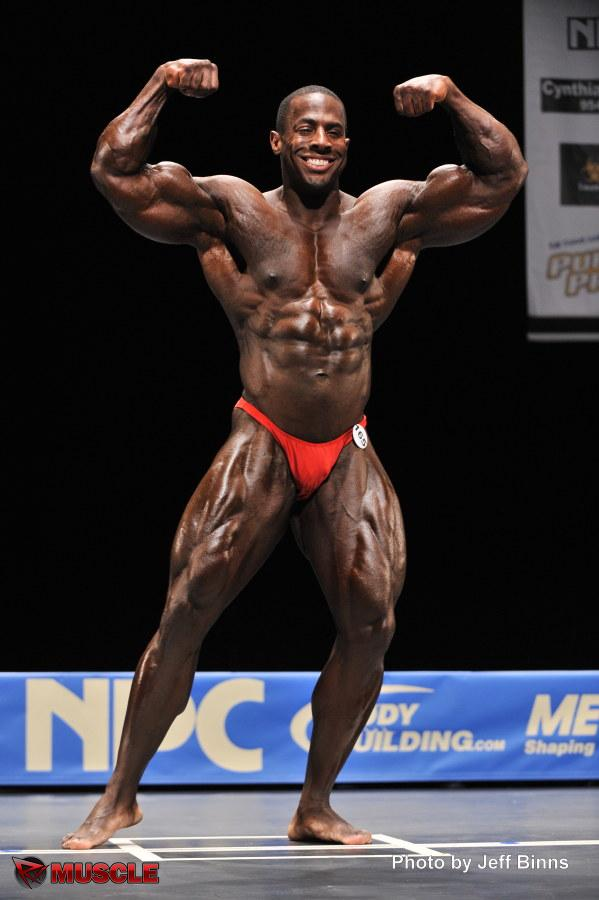 Joseph  Mackey - NPC Nationals 2013 - #1