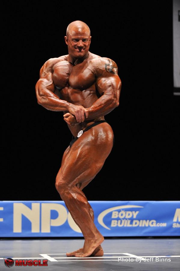 Dan   Newmire - NPC Nationals 2013 - #1