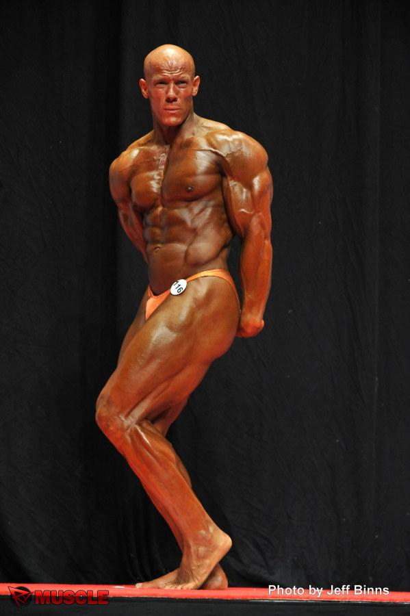 Derek  Upshaw - NPC USA 2013 - #1