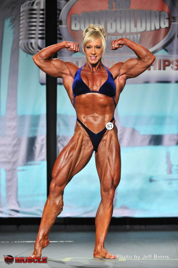 Lora Ottenad   IFBB Wings of Strength Tampa Pro 2013    1. Rx Muscle Contest Gallery