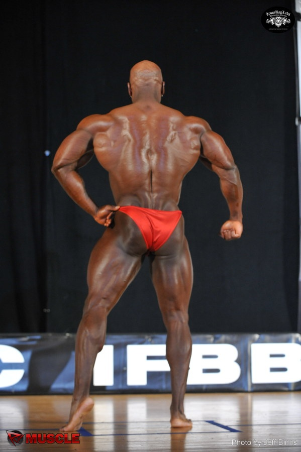 James  Culberson - NPC Pittsburgh Championships 2014 - #1