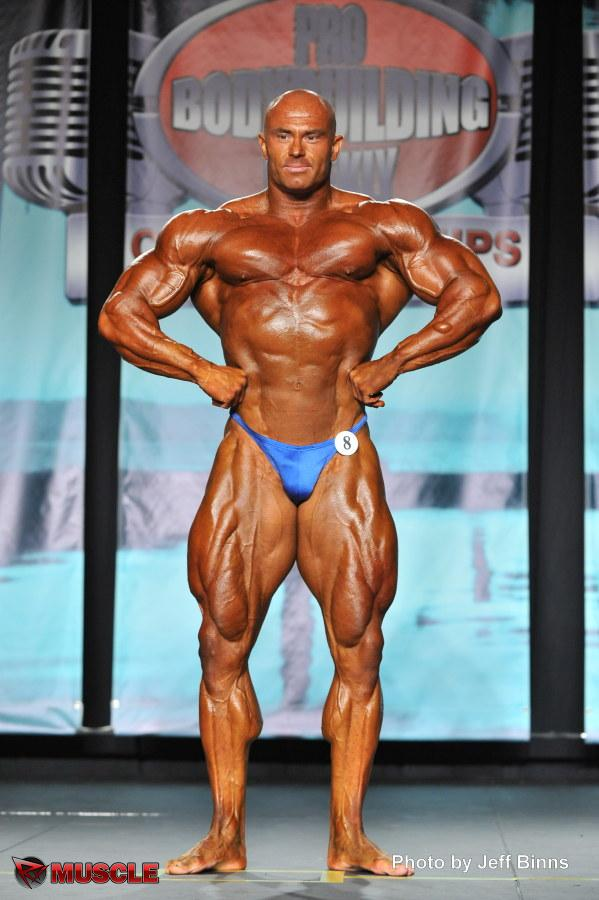 Tomas  Bures - IFBB Wings of Strength Tampa  Pro 2013 - #1