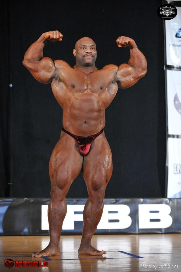 Dexter  Jackson - IFBB Pittsburgh Pro 2014 - #1