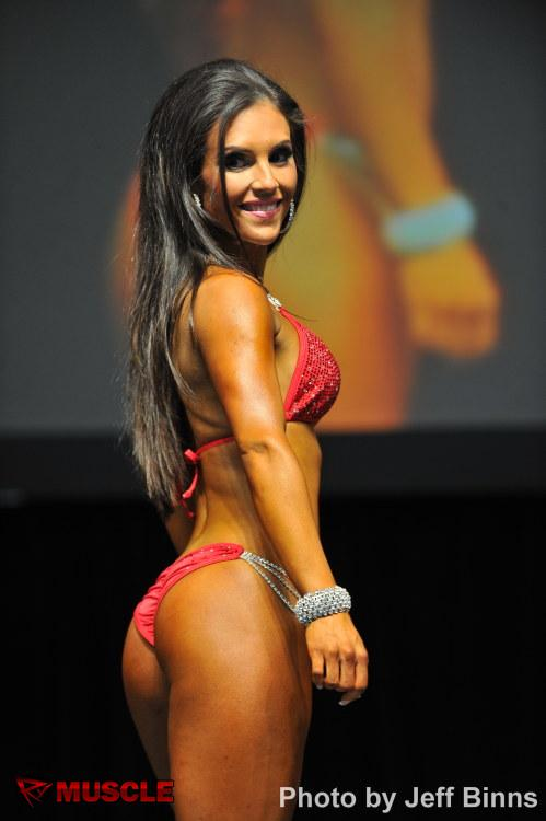Leigh Brandt Ifbb Pro
