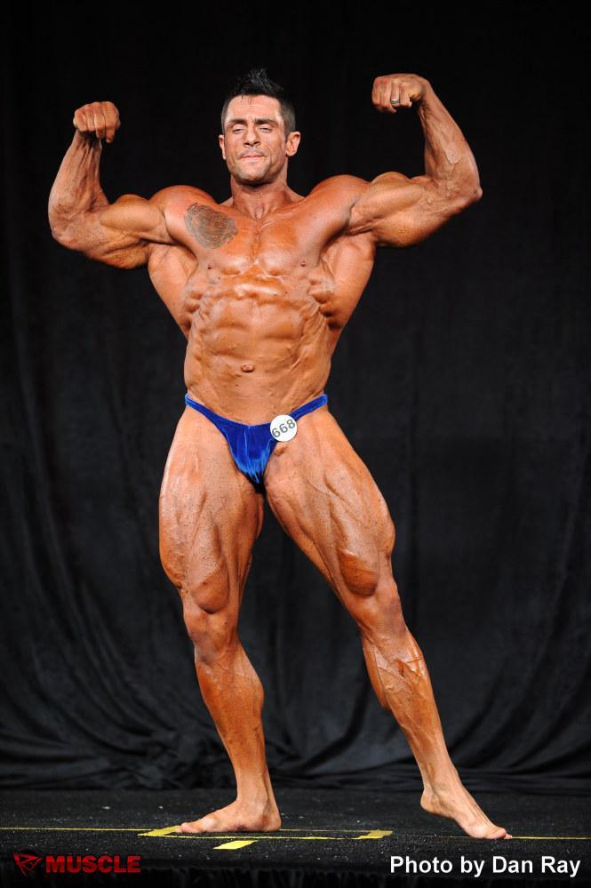 Michael Stearns Net Worth