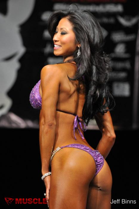 Rx Muscle Contest Gallery Alessandra Ambrosio