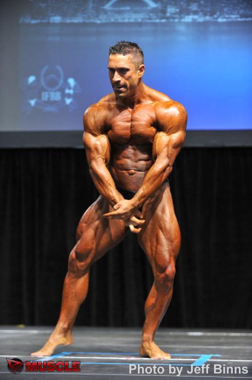 Greg  Doucette - IFBB Toronto Pro Supershow 2013 - #1