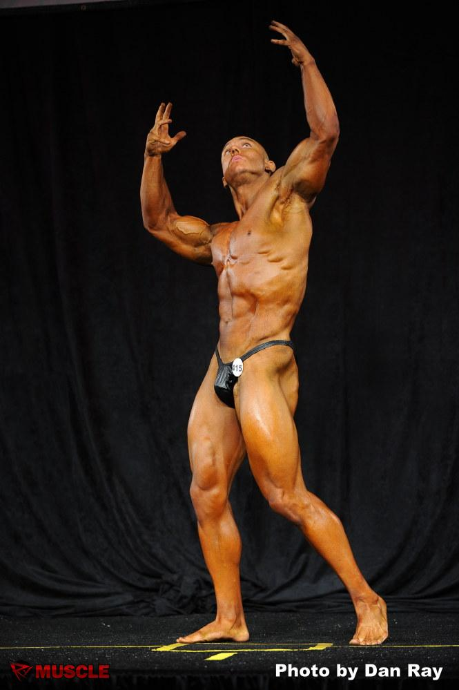 Chris  Massaro - NPC Teen Nationals 2012 - #1