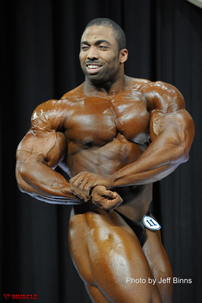 Cedric  McMillan - IFBB Arnold Classic 2013 - #1