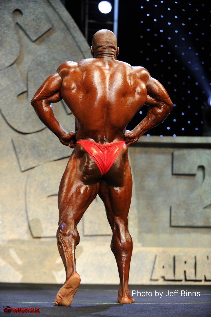 Darrem  Charles - IFBB Arnold Classic 2013 - #1