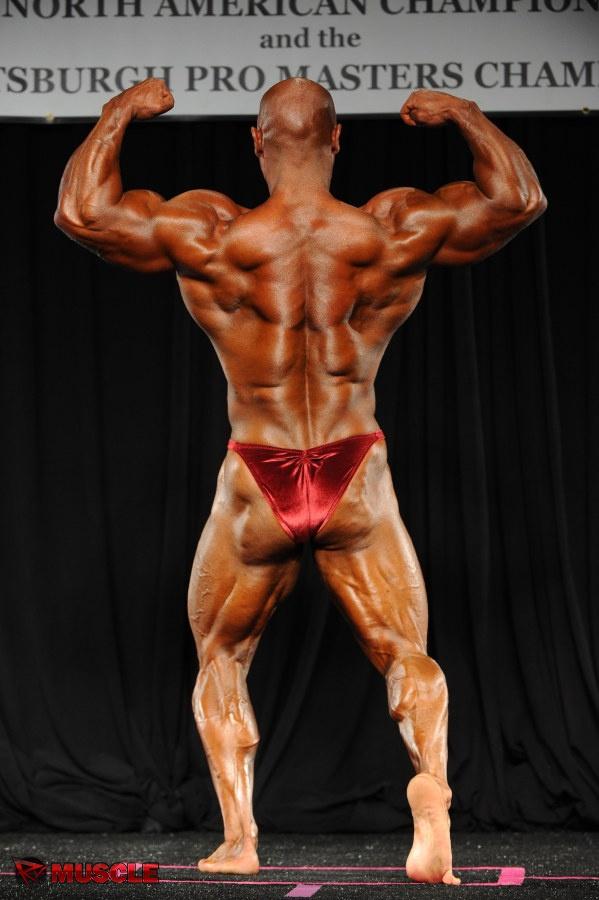 David  Rienzi - IFBB North American Championships 2014 - #1