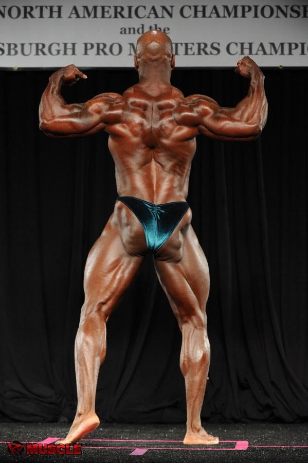 James  Culberson - IFBB North American Championships 2014 - #1