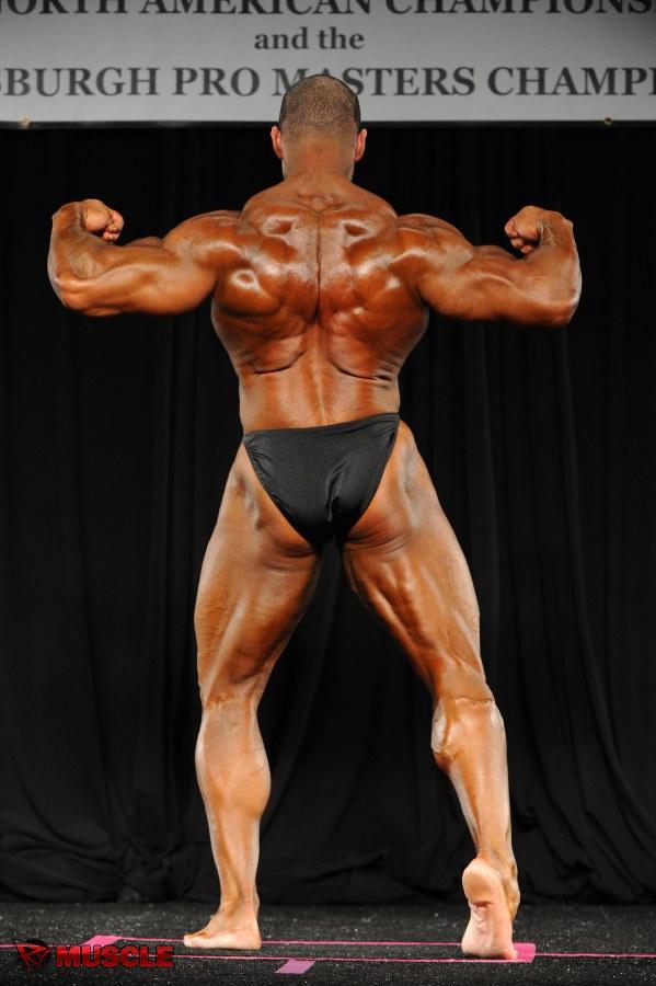 Juan Carlos Vega Ortiz - IFBB North American Championships 2014 - #1