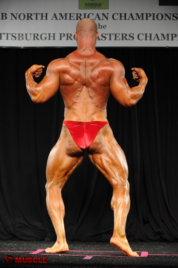 Robby  Gould - IFBB North American Championships 2014 - #1