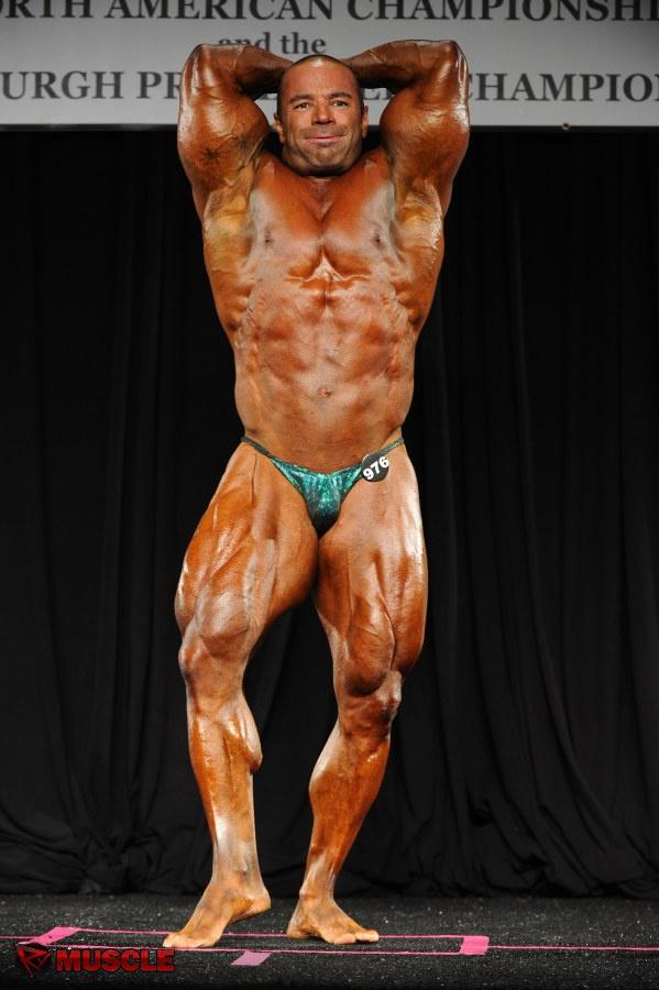 Dusty  Hanshaw - IFBB North American Championships 2014 - #1