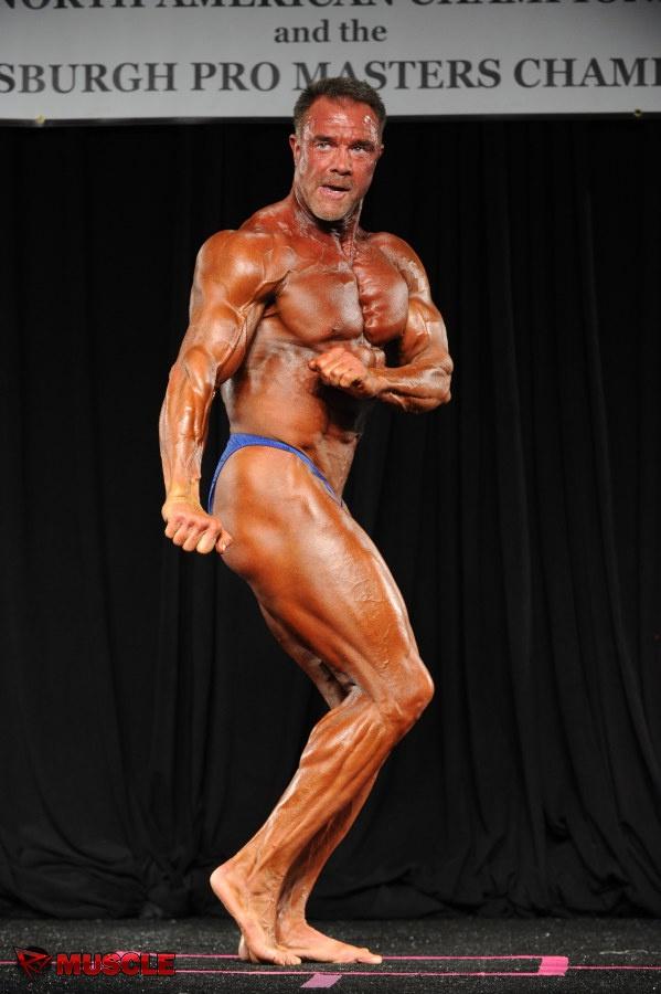 Greg  Steiner - IFBB North American Championships 2014 - #1