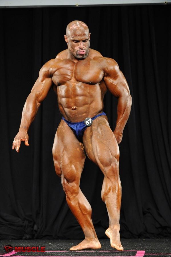 Brad  Davis - IFBB Pittsburgh Pro Masters  2014 - #1