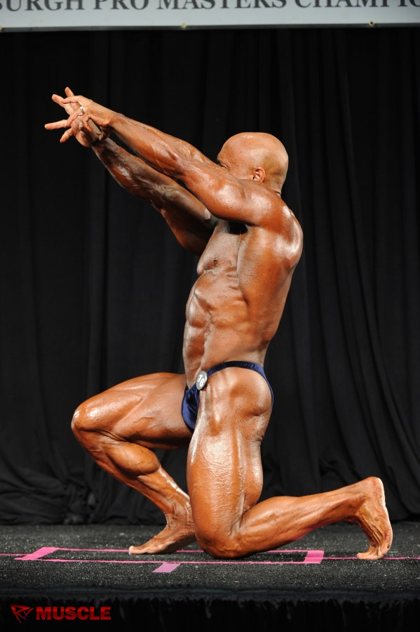 Rusty   Jeffers - IFBB Pittsburgh Pro Masters  2014 - #1