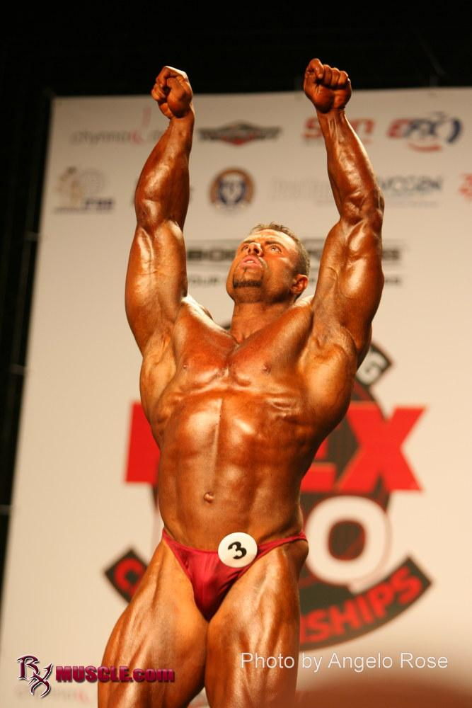 Daniel  Hill - IFBB FLEX Pro  2011 - #1